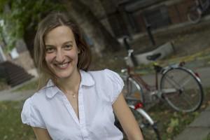 Instructor Anna Kiss